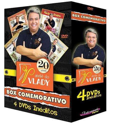 Resgate de arquivos - Box Comemorativo 20 Anos
