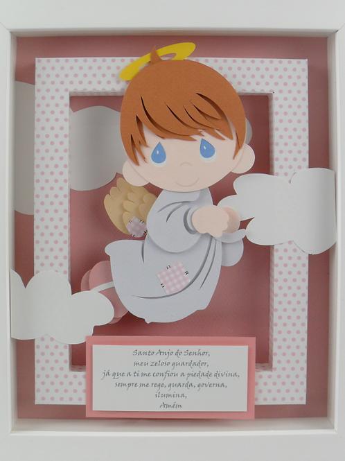 Kit do Vlady – Santo Anjo do Senhor – Menina