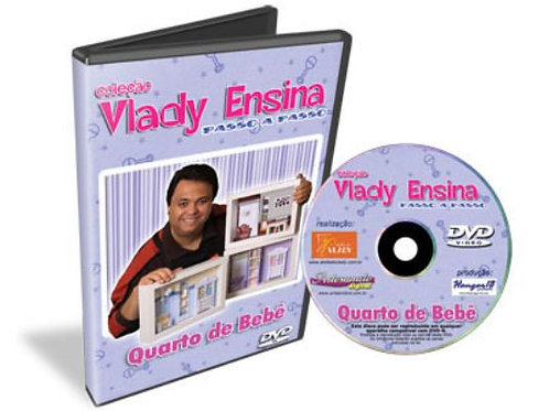 Quarto de Bebê - Col. Vlady Ensina