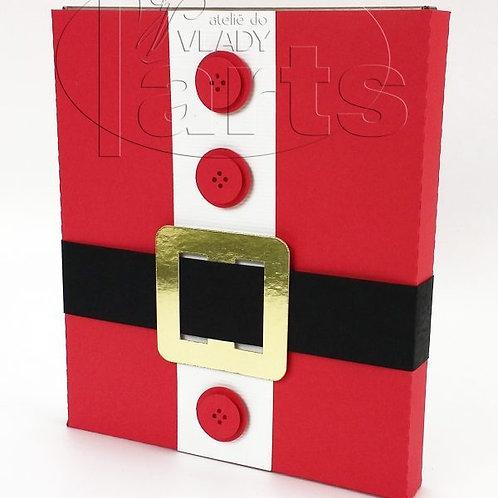 Porta CD Natal