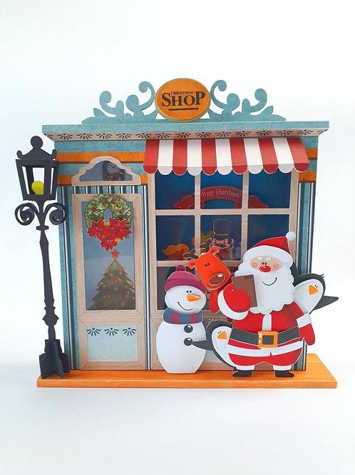 Projeto de Natal Selfie Noel
