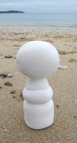Matryoshka plaster model