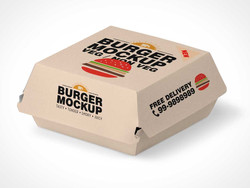 Fast-Food-Hamburger-Take-out-Packaging-P
