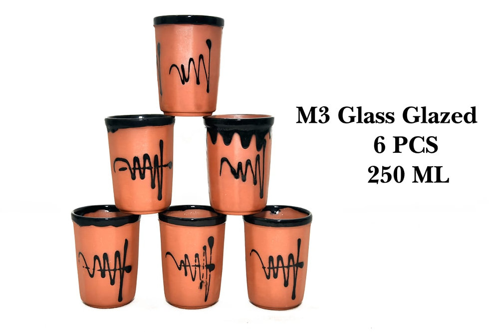M3 Glass Glazed