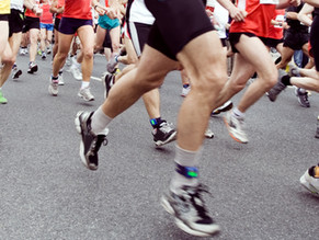 Recovering from a marathon, Part II