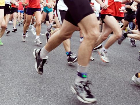 Shin splints in runners