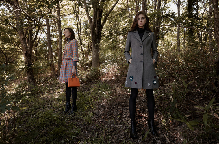 RENE AW Fashion Campaign