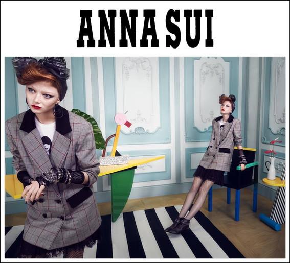 ANNASUI 2020 RESORT