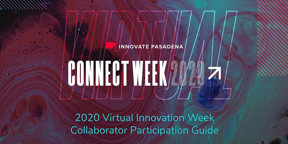 Connect Week: Innovate Pasadena