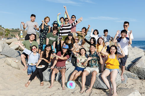 ArtCenter Off-Campus Trip: Design/culture immersion, Beach Day with Center for Student experience