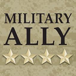 Military Allyship Program logo
