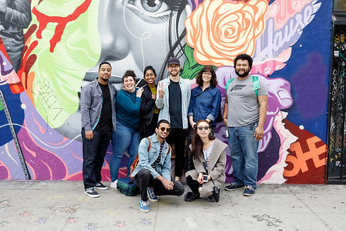 ArtCenter Off-Campus Trip: California African American Museum and Lunch with Center for Student experience