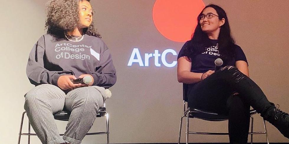 Aspiring Artists & Designers Virtual Series: The Student Experience