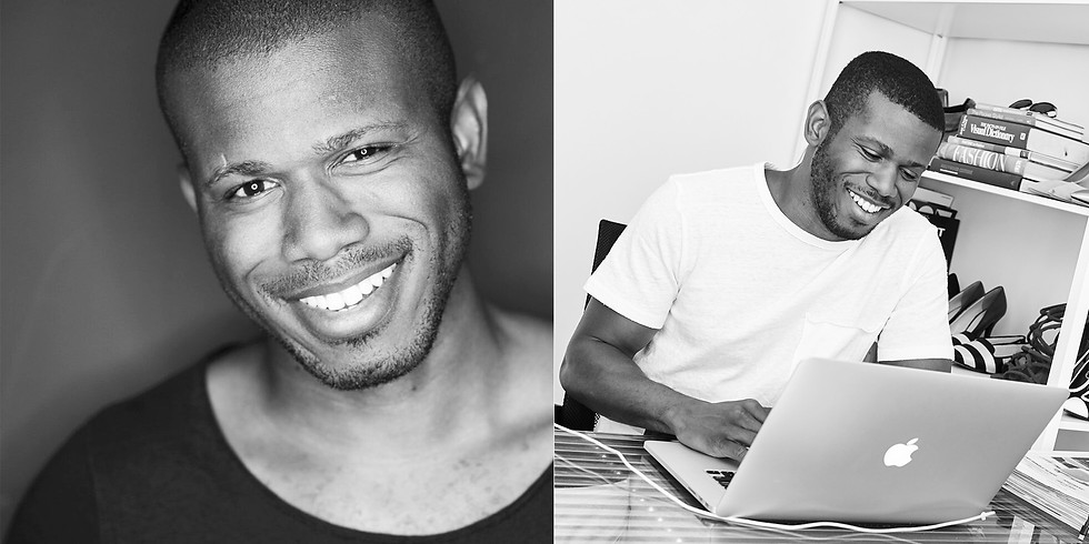 Dx3: Dialogues in Diversity & Design   Cedric Terrell