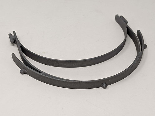 Face Shield Frames - 50pcs