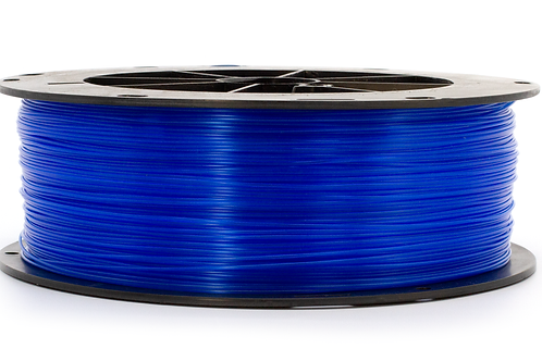 PETG Transparent Blue 2kg 1.75mm