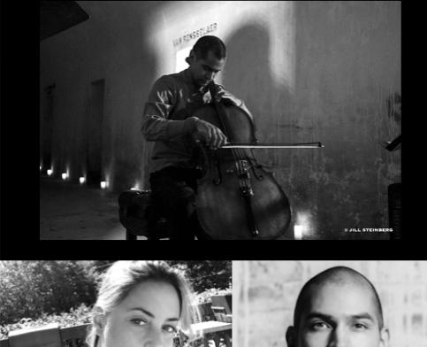 CANTOS - Poems for Cello