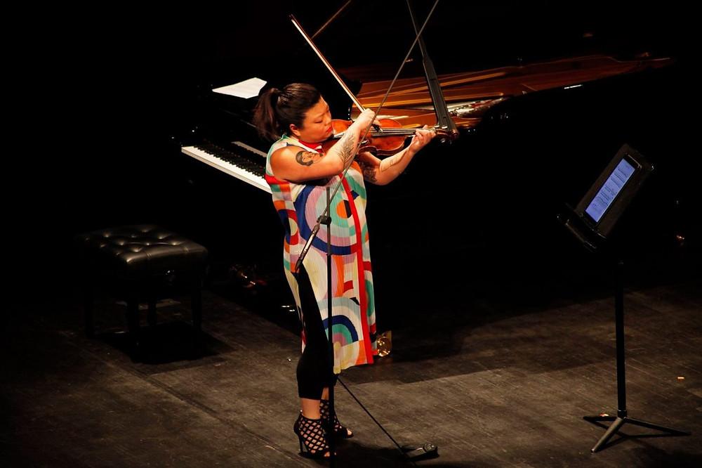 Yura Lee at Reykjavík Midsummer Music Festival