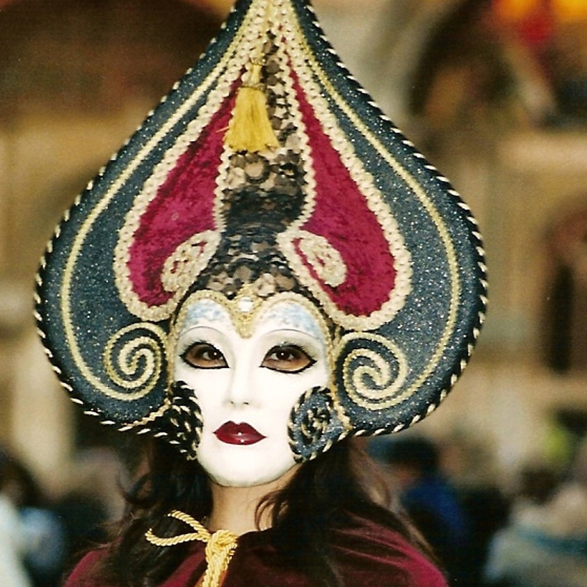 CHAT Masker-Aid Masked Ball - ON HOLD FOR NOW