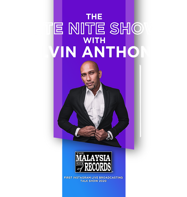 The Nite Nite Show with Alvin Anthons