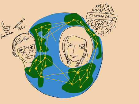 Bill Gates, Greta Thunberg and Ways to Change the World
