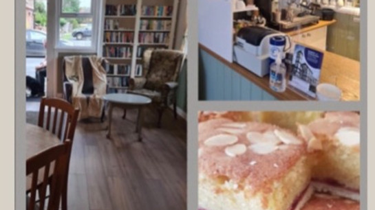 Meet and Eat Group @ Lynda's Cakes and Tearoom