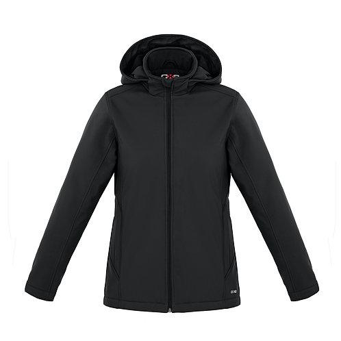 Hurricane-Ladies Insulated Softshell jacket
