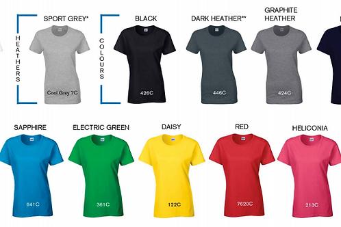 Ladies Aisling Ridge T-Shirts