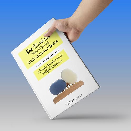 The MINIBOOK Solid Conditioner Bar Formulas