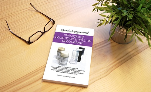 How to Make Deodorant