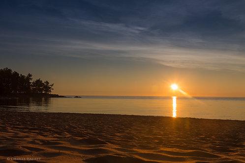 Wetmore Solstice Sunrise