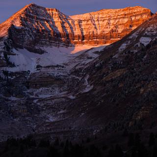 Cascade Cirque Sunrise Vertical.jpg