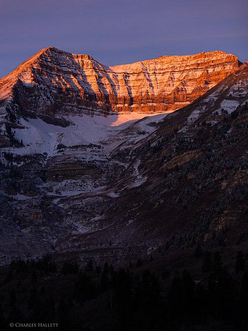 Cascade Cirque Sunrise