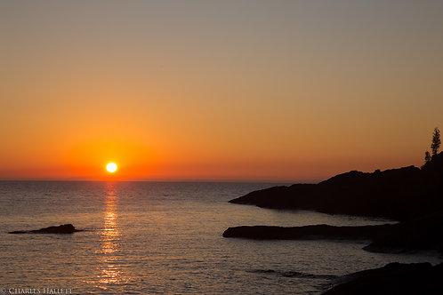 Presque Isle Sunrise