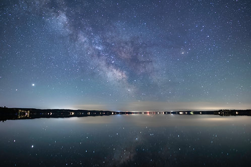 North End Milky Way - Torch Lake