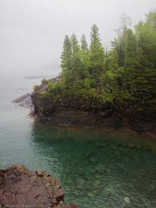 Blackrocks Cove Fog