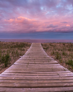 Boardwalk Lighthouse Sunset.jpg