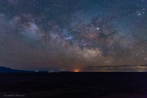 Milky Way above Moab