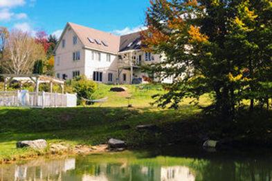 Vermont yoga retreat  Setu retreat center