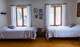Vermont yoga retreat Garden Suite room