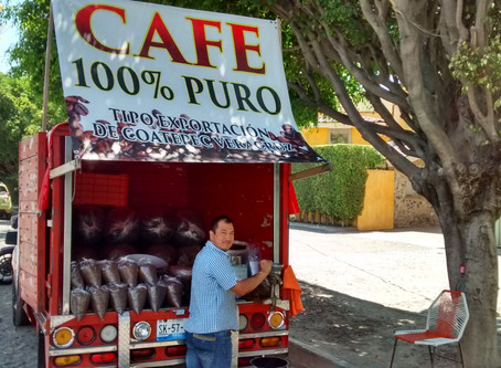 Street Vendors Of Ajijic