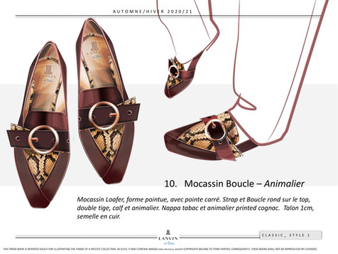 Lanvin En Bleu_women footwear collection