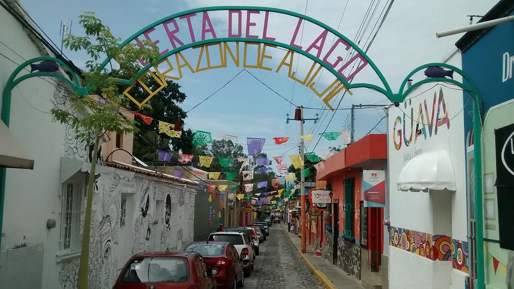 Calle Colon, Ajijic Centro