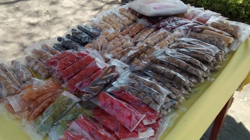 Candy stand, Ajijic