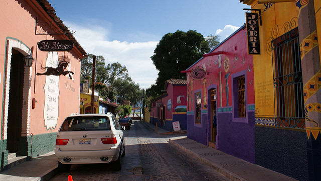 Colon Street, Ajijic