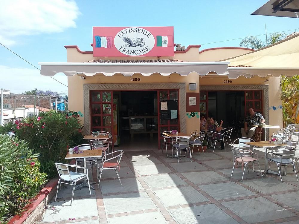 French Pastry Shop, La Huerta, Ajijic