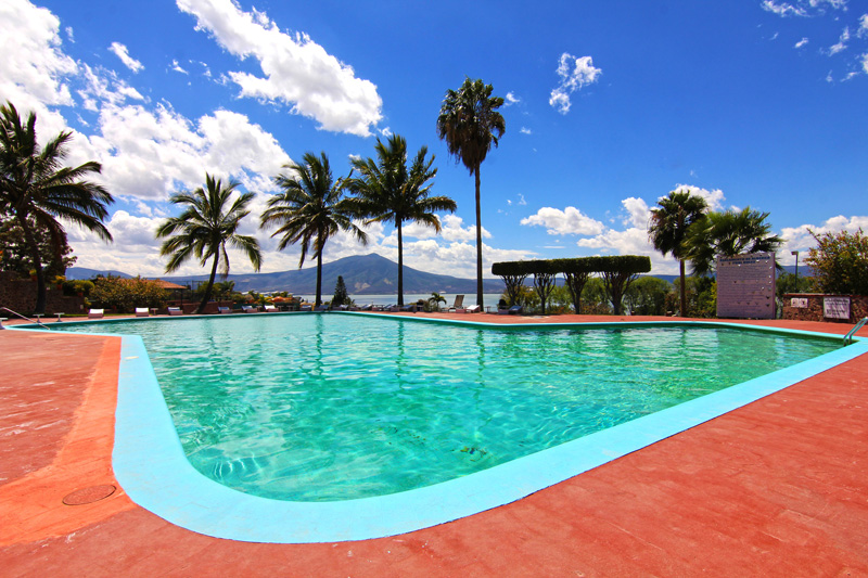 Raquet Club, Lake Chapala, Mexico