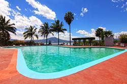 Raquet Club, Lake Chapala, Mexico