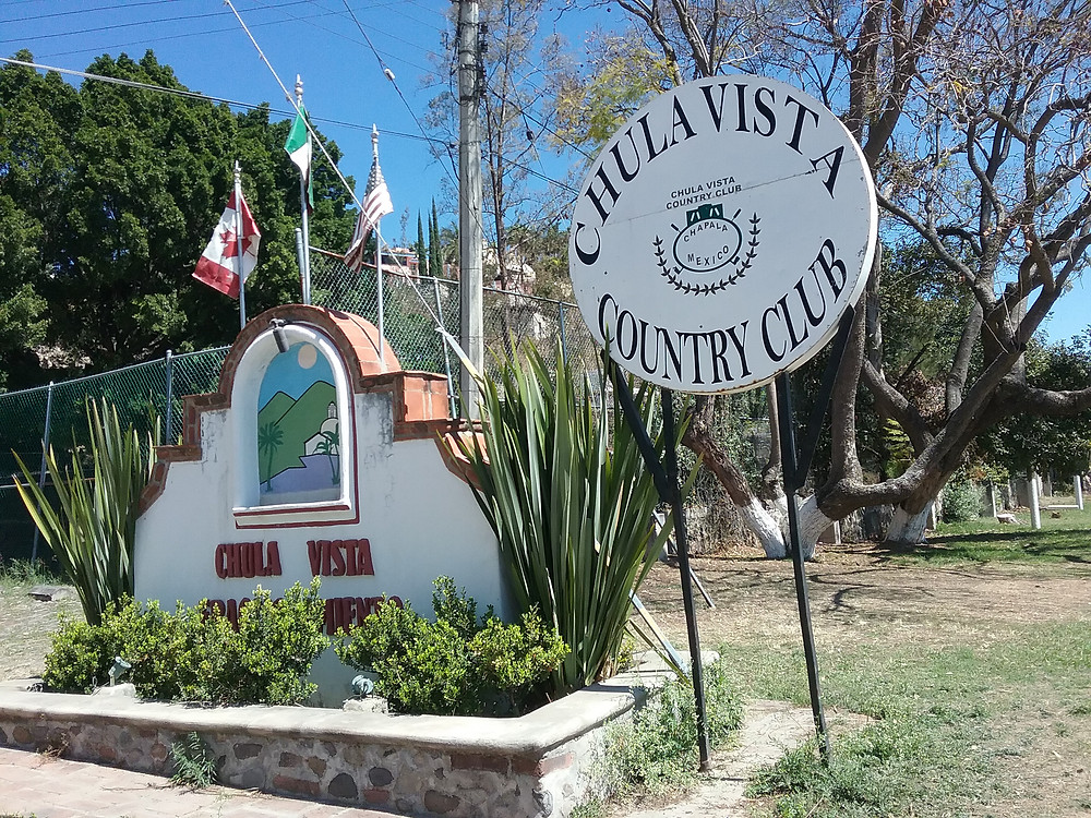 Chula Vista Golf Club, Ajijic, Mexico