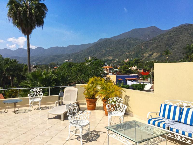 Beautiful view from Ajijic home